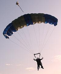 zachte landing Wmo